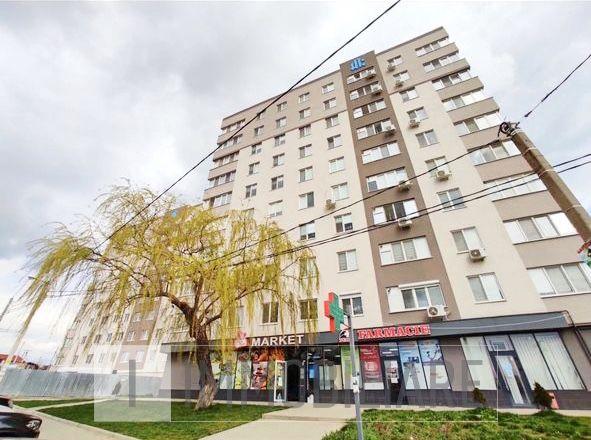 Apartament cu 2 camere+living, loc. Ghidighici, str. Sfatul Țării.