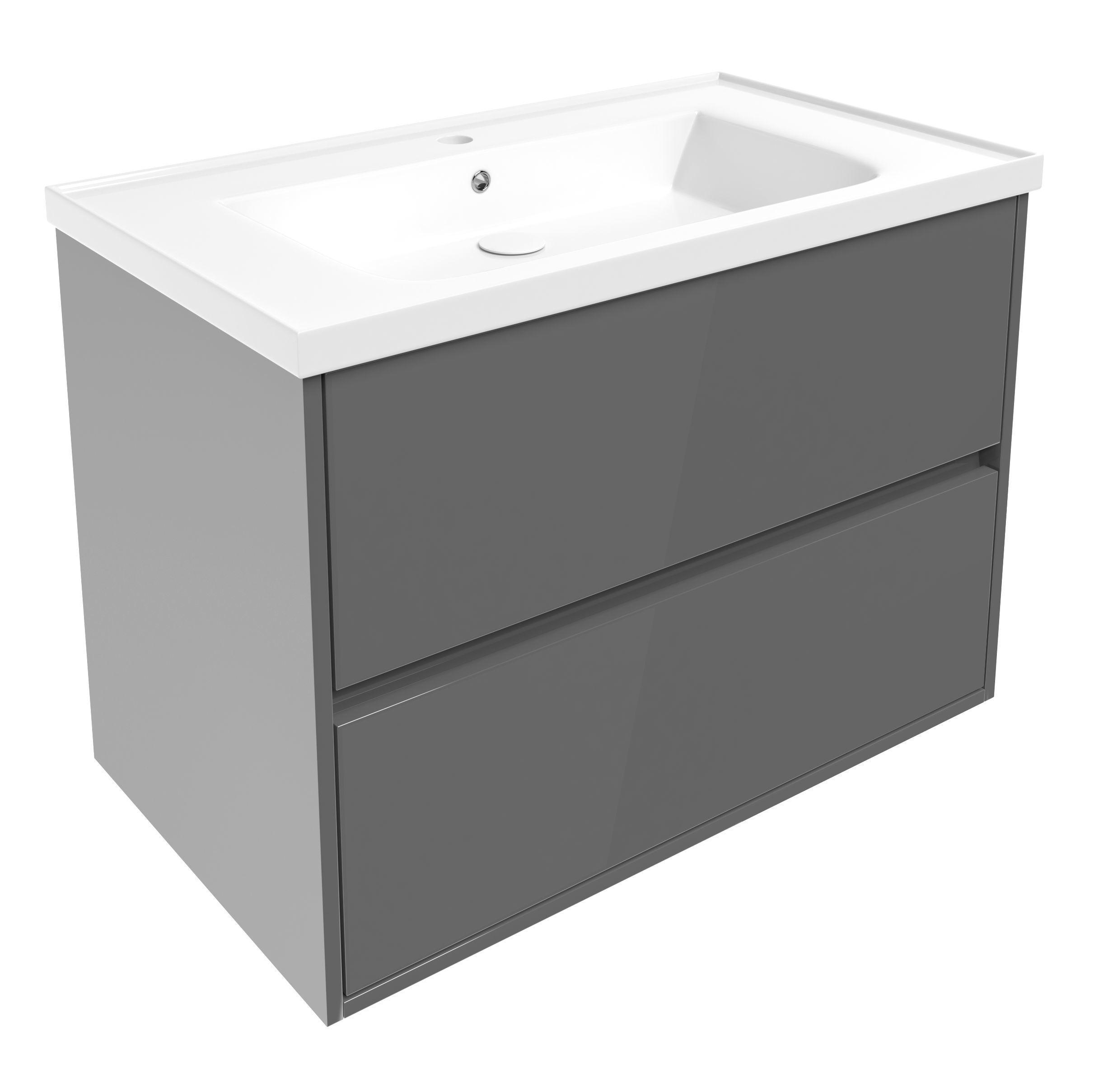 Мебель для ванной комнаты с умывальниками