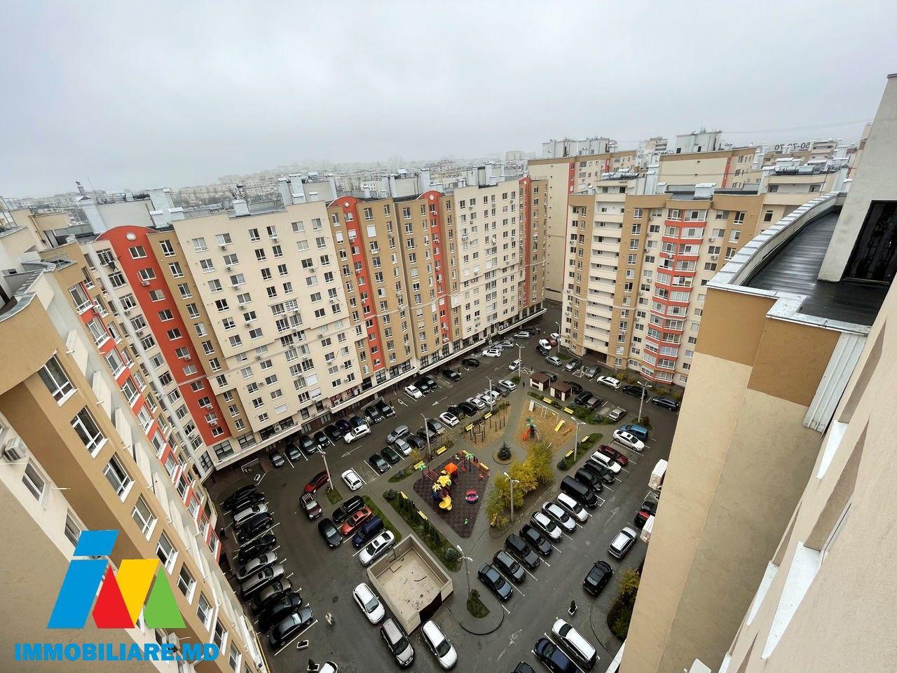 Apartament cu 3 camere, sect. Ciocana , str. Ginta Latină.