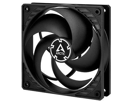 Case/CPU FAN Arctic P12, 120x120x25 mm, 3-pin, 1800rpm, Noise 0.3 Sone (@ 1800 RPM), 56.3 CFM (95.65 m3/h)