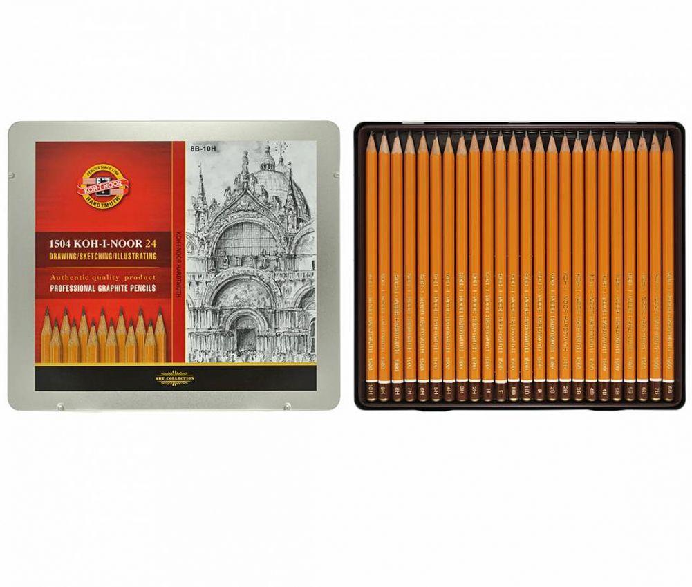 Seturi de creioane simple