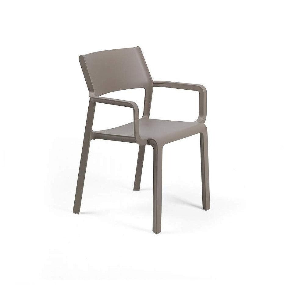 Кресло Nardi TRILL ARMCHAIR TORTORA 40250.10.00000 (Кресло для сада и террасы)