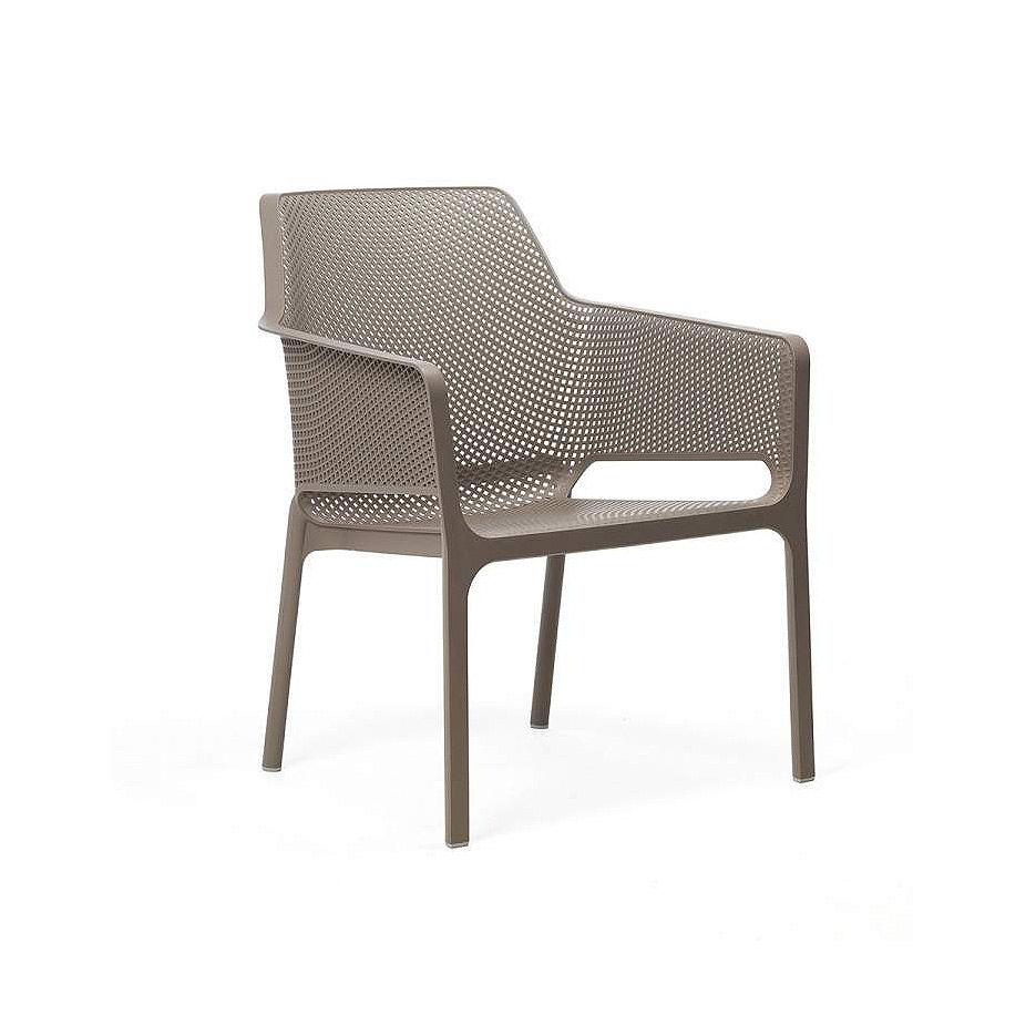 Кресло Nardi NET RELAX TORTORA 40327.10.000 (Кресло для сада и террасы)