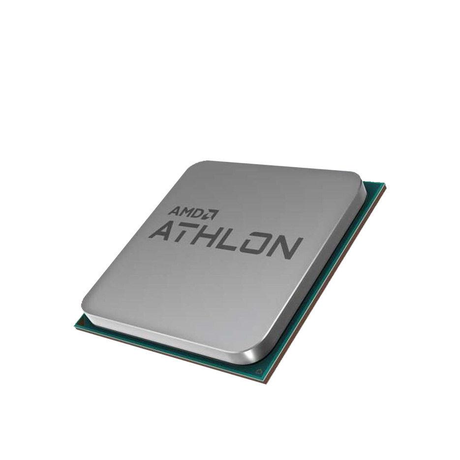 Procesor CPU AMD Athlon 200GE Dual Core, 4 Threads, 3.2GHz, AMD Radeon Vega 3 graphics, 5MB Cache, AM4, Tray (procesor/Процессор)