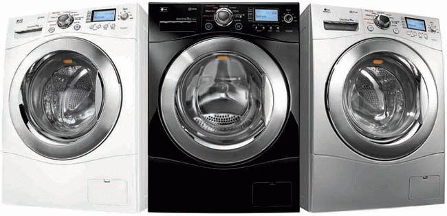 Mașini de spălat rufe