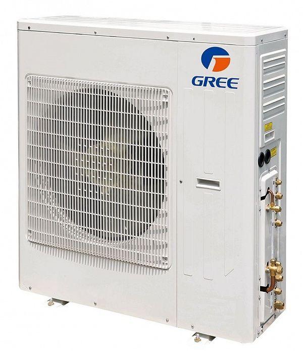 Наружный блок инверторного кондиционера Gree R32 GWHD(18)NK6LO 18000 BTU