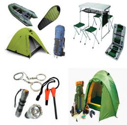 Turism și Camping