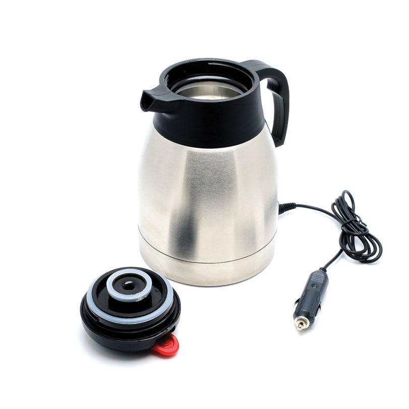 Автомобильные чайники, кофеварки
