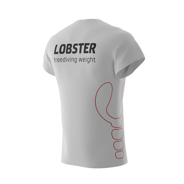 купить Lobster T-Shirt White в Кишинёве