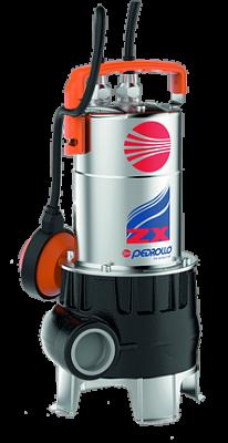Дренажный фекальный электронасос Pedrollo ZXm1A40 0.6 кВт