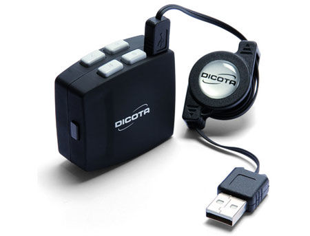 Dicota Z17008Z Beat Mini GamePad with vibration.