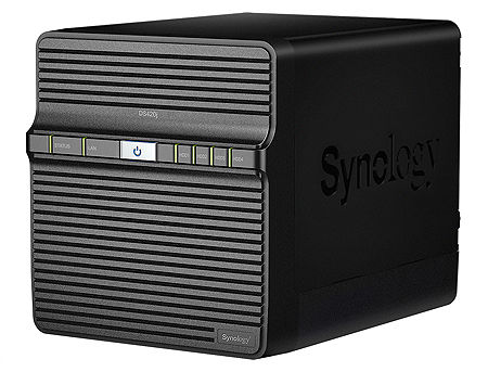 "Synology DiskStation DS420j, 4-bay NAS Server for Personal/Home, CPU QuadCore 1.4GHz, 1GB DDR4, 4 x 3.5"" or 2.5"" SATA3, 2xUSB 3.0, Gigabit LAN (retelistica NAS pentru HDD/сетевой дисковый накопитель для HDD)"