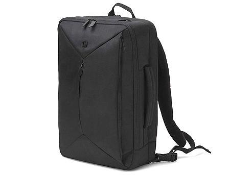 "Dicota D31526 Backpack Dual EDGE 13""-15.6"", Black (rucsac laptop/рюкзак для ноутбука)"