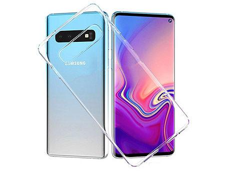 800013 Husa Screen Geeks Samsung Galaxy S10 Lite TPU ultra thin, transparent (чехол накладка в асортименте для смартфонов Samsung)