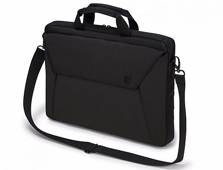 "Dicota D31208 Slim Case EDGE Notebook Case 12""-13.3"" Black (geanta laptop/сумка для ноутбука)"