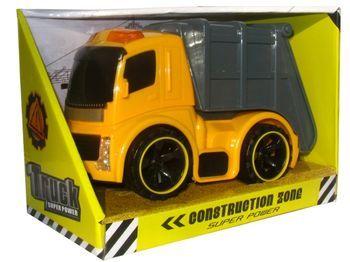 Трактора и мусоровозы