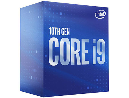 CPU Intel Core i9-10900 2.8-5.2GHz 10 Cores 20-Threads, (LGA1200, 2.8-5.2Hz, 20MB, Intel UHD Graphics 630) BOX with Cooler, BX8070110900 (procesor/процессор)