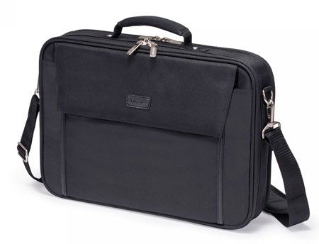 "Dicota D30492-V1 Multi Plus BASE 15""-17.3"" Notebook Case with protective function and document compartment, black (geanta laptop/сумка для ноутбука)"