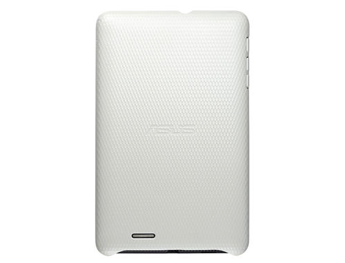 ASUS PAD-05 Spectrum Cover for MeMo Pad + Screen Protector, White (husa tableta/чехол для планшета)