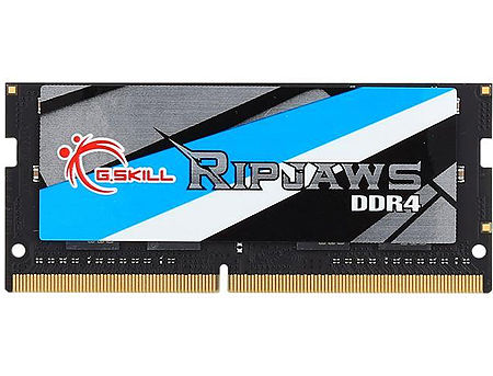8GB SODIMM DDR4 G.SKILL Ripjaws F4-2400C16S-8GRS PC4-19200 2400MHz CL16, 1.2V