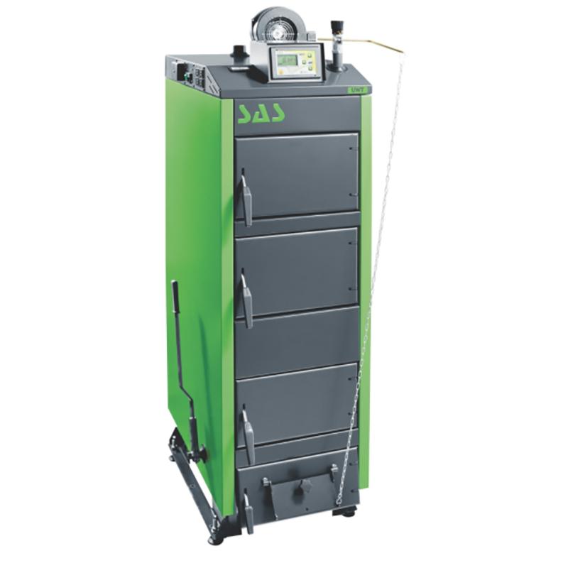 Твердотопливный котёл SAS UWT 17 кВт