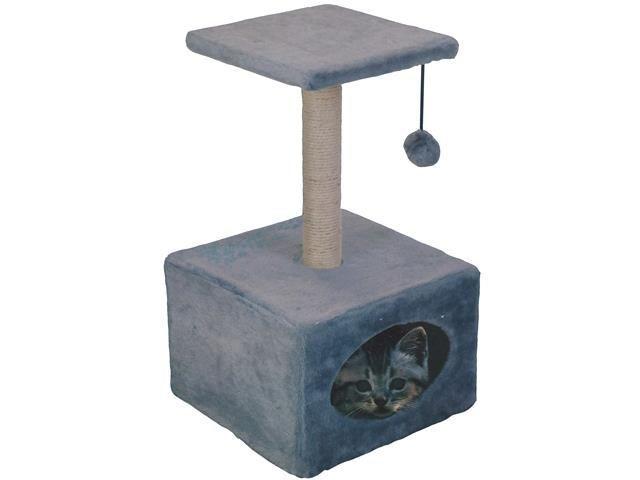 Когтеточки, лежаки и домики для кошек