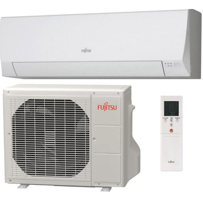 Кондиционер тип сплит настенный Inverter Fujitsu ASYG07LLCD/AOYG07LLCD 7000 BTU