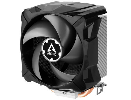 Cooler Arctic Freezer 7 X CO, Socket AMD AM4, AM3, FM2, FM1, Intel 1200, 1150, 1151, 1155, 1156, 775 up to 125W, FAN 92mm, 300-2200rpm PWM, Noise 0.3 Sone, 53 CFM, Double Ball Bearing