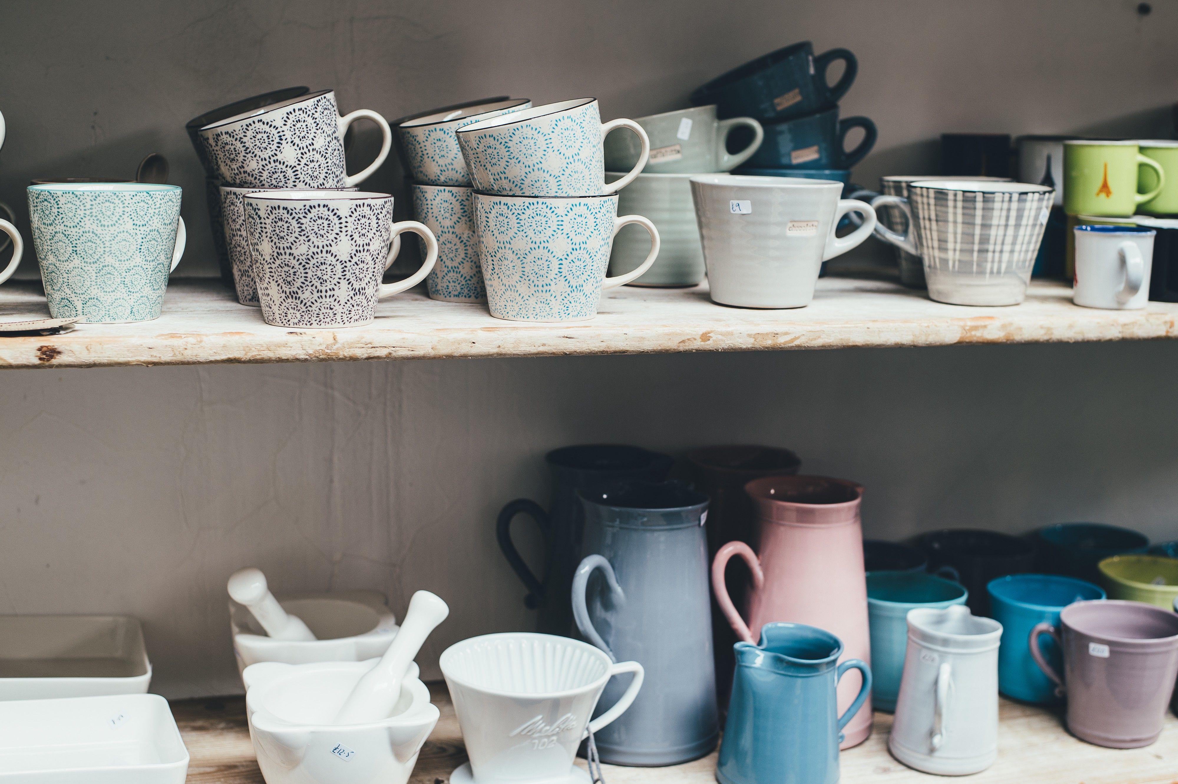 Посуда, Кухонные принадлежности