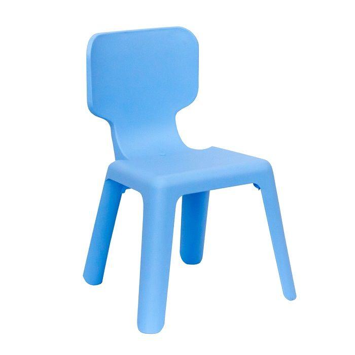 Scaune Din Plastic Pentru Copii.Scaun Din Plastic Pentru Copii 420x400x330 Mm Albastru Cumpăr In