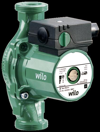 Циркуляционный насос WILO Star RS 25/4-130