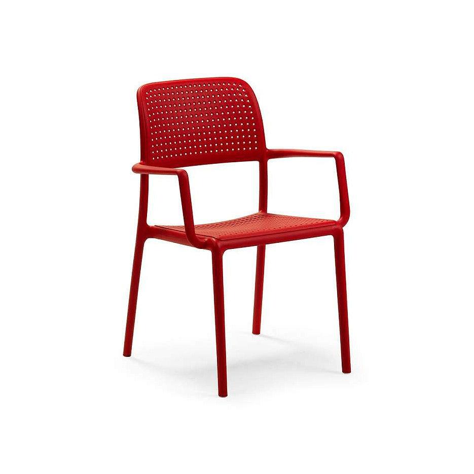 Кресло Nardi BORA ROSSO 40242.07.000.06 (Кресло для сада и террасы)