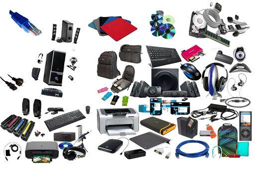 Компьютеры, телефоны и переферия