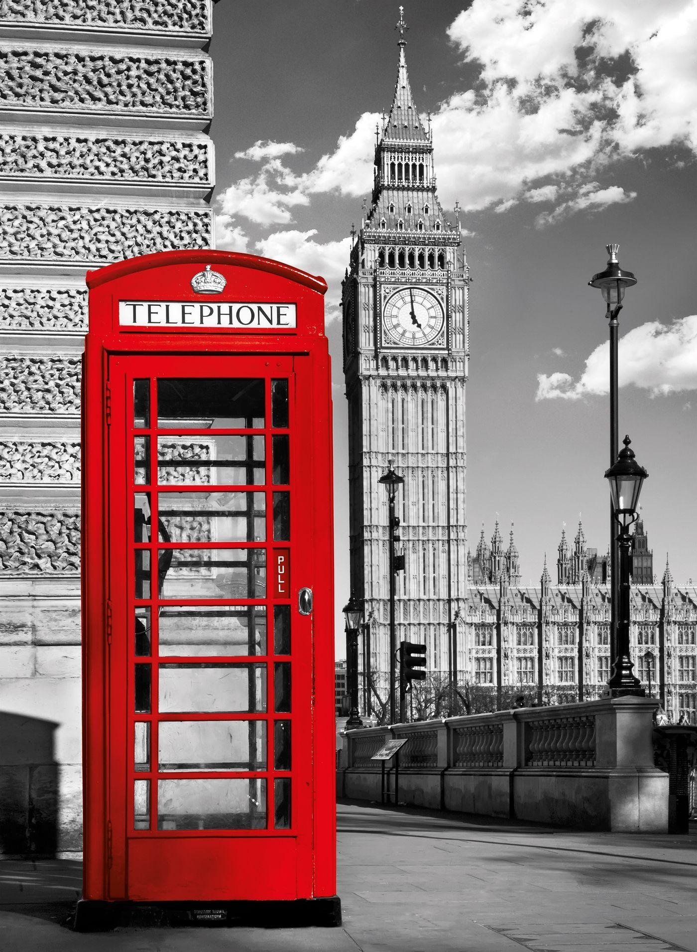 Лондон на открытках