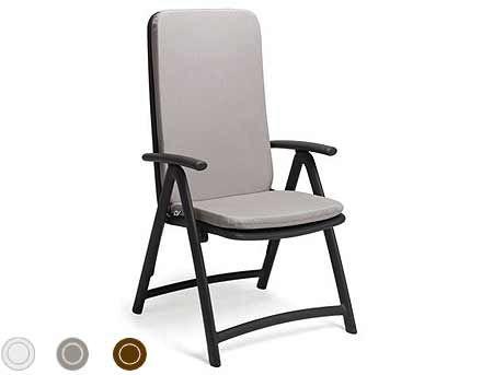 Saltea scaun gradina Nardi DARSENA acrilic fabric (3 culori)