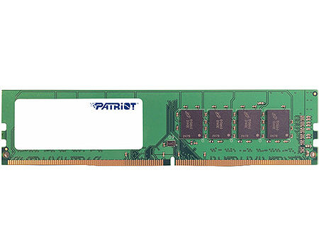 4GB DDR4 Patriot Signature Line PSD44G240082 DDR4 PC4-19200 2400MHz CL17, Retail (memorie/память)