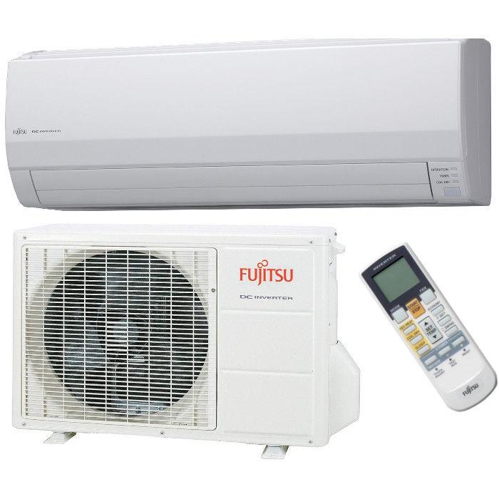 Кондиционер тип сплит настенный Inverter Fujitsu ASYG18LFCA/AOYG18LFC 18000 BTU