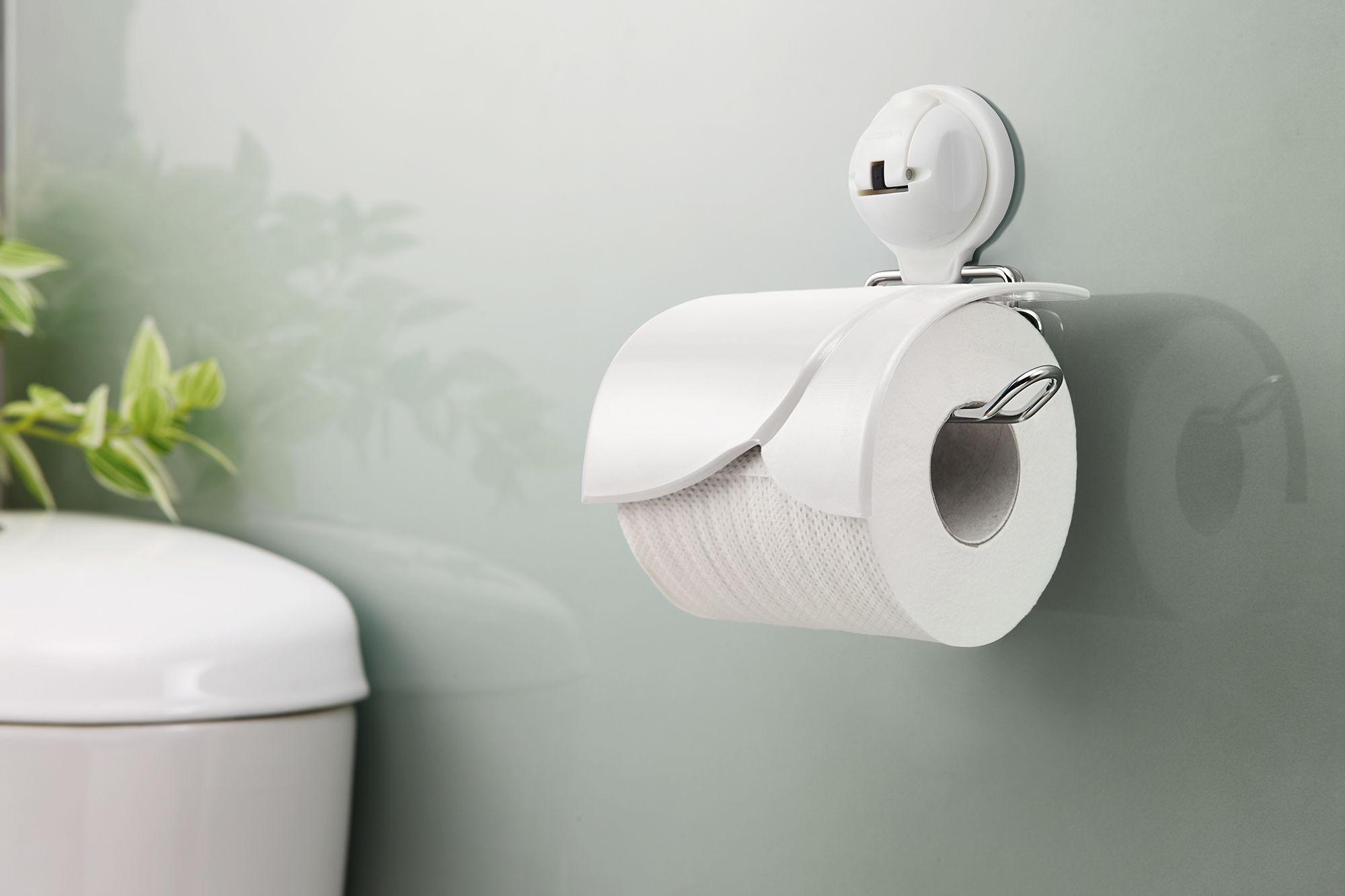 Как появился держатель для туалетной бумаги