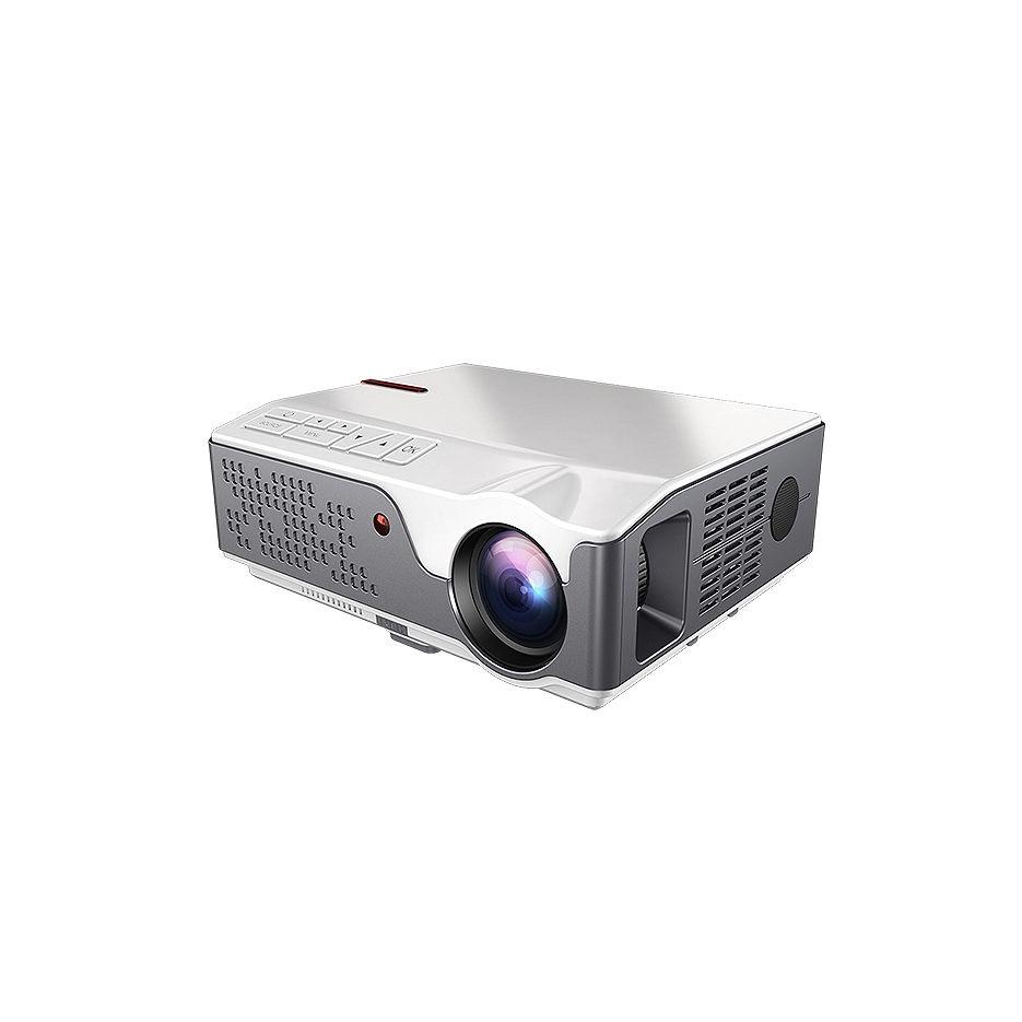 "Projector ASIO LED RD826, 5.8"" LCD TFT, 3800 lumens, 4000:1, 1920 x 1080 Full HD, LED Lamp 140W, Lamp Life: 50000 hours, 16:9/4:3, Picture size 1.25m - 5m, 2xHDMI/AV/ 2xUSB/VGA/Mic ( proiector / проэктор )"
