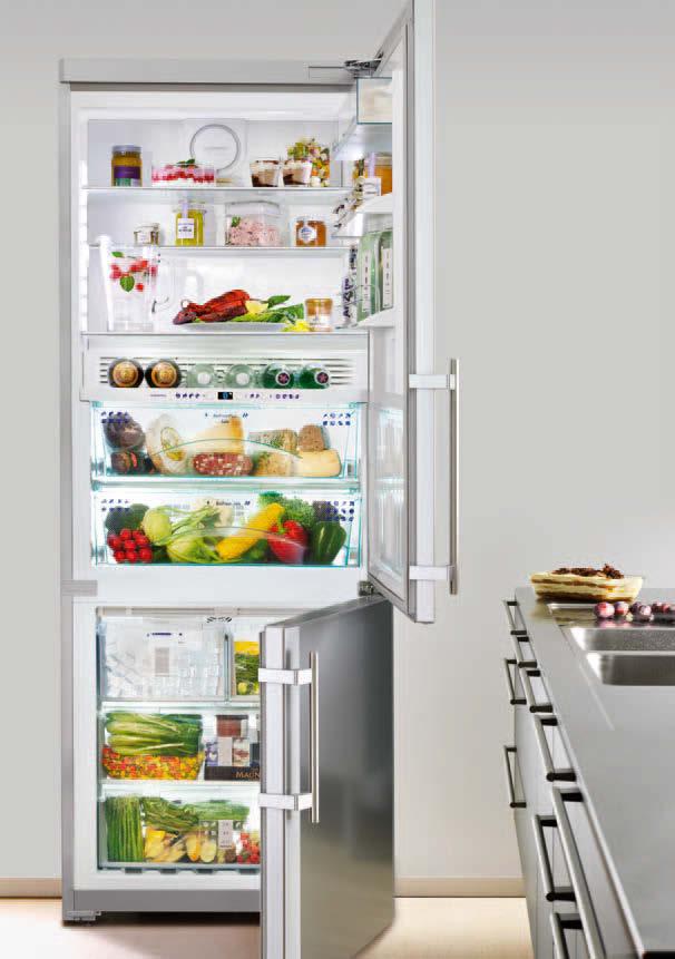 Комбинированные холодильники