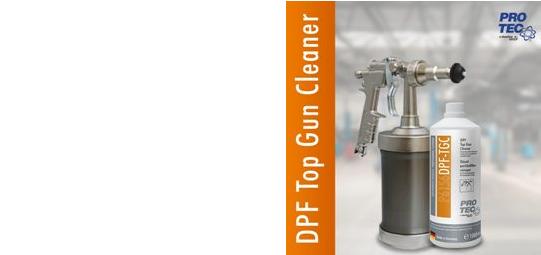 Detergent pentru filtru de particule