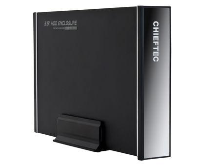 """Rack extern HDD/SSD External Box Chieftec CEB-7035S, 3.5"""" SATA, USB 3.0 (carcasa externa pentru HDD,SSD/корпус внешний для HDD,SSD)"""