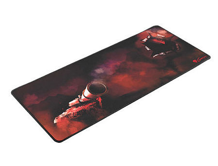 Genesis Carbon 500 XXL Tank Gaming Mousepad, Surface Type: Speed, 800mm x 300mm (covoras pentru mouse/коврик для мыши)