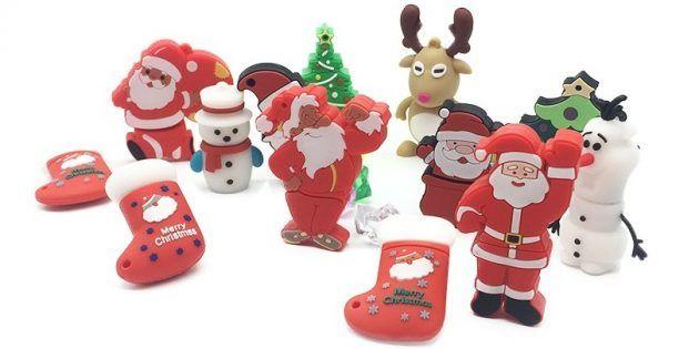 Сувениры и статуэтки новогодние