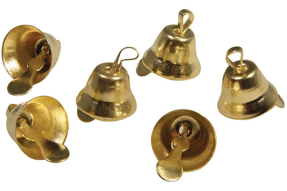 Колокольчики металлические в наборах