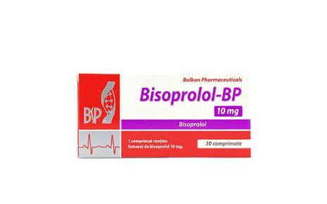 modul în care bisoprololul afectează vederea