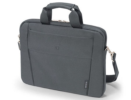 "Dicota D31305 Slim Case BASE Notebook Case 13""-14.1"" Grey (geanta laptop/сумка для ноутбука)"