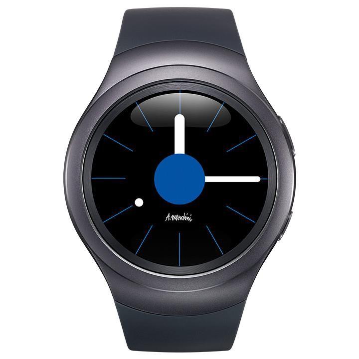 В сентябре, на выставке ifa , компания samsung представила новый флагман своей линейки умных часов: gear s.