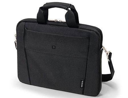 "Dicota D31304 Slim Case BASE Notebook Case 13""-14.1"" Black (geanta laptop/сумка для ноутбука)"