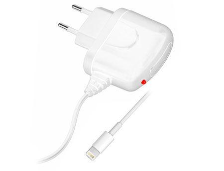 Tracer Power Supply TRACER 230V iPhone 5/iPad 4 2,1A, white (incarcator/зарядное устройство)